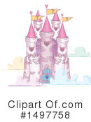 Castle Clipart #1497758 by Pushkin