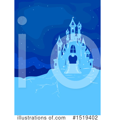 Fortress Clipart #1519402 by BNP Design Studio