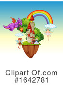 Castle Clipart #1642781 by Graphics RF