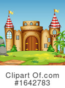 Castle Clipart #1642783 by Graphics RF