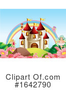 Castle Clipart #1642790 by Graphics RF