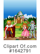 Castle Clipart #1642791 by Graphics RF