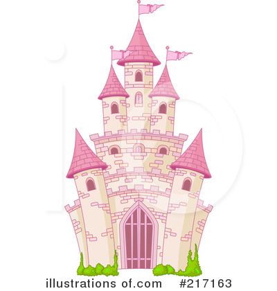 Castle Clipart #217163 by Pushkin