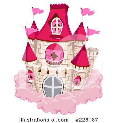 Castle Clipart #226187 by BNP Design Studio