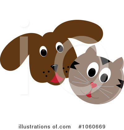Puppy Clipart #1060669 by Pams Clipart