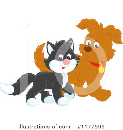 Animals Clipart #1177599 by Alex Bannykh