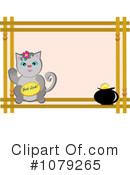 Royalty-Free (RF) Cat Clipart Illustration #1079265