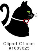 Royalty-Free (RF) cat Clipart Illustration #1089825