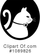 Royalty-Free (RF) Cat Clipart Illustration #1089826