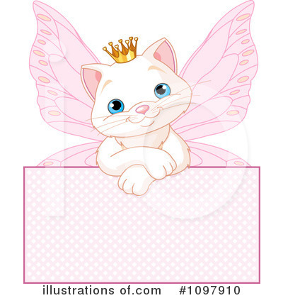 Royalty-Free (RF) Cat Clipart Illustration by Pushkin - Stock Sample #1097910