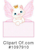 Royalty-Free (RF) Cat Clipart Illustration #1097910