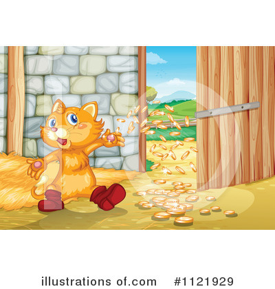 Puss In Boots Clipart #1121929 by Graphics RF