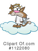 Royalty-Free (RF) Cat Clipart Illustration #1122080