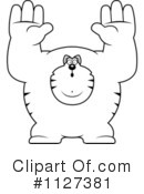Cat Clipart #1127381 by Cory Thoman