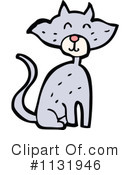 Cat Clipart #1131946 by lineartestpilot