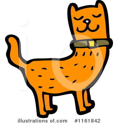 Cat Clipart #1161842 by lineartestpilot