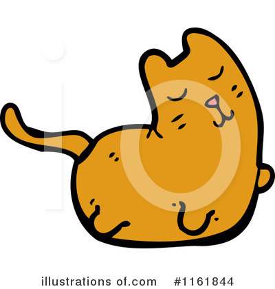 Cat Clipart #1161844 by lineartestpilot