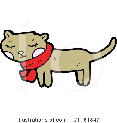 Cat Clipart #1161847 by lineartestpilot