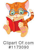 Royalty-Free (RF) Cat Clipart Illustration #1173090