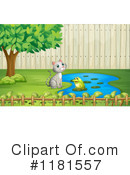 Cat Clipart #1181557 by Graphics RF