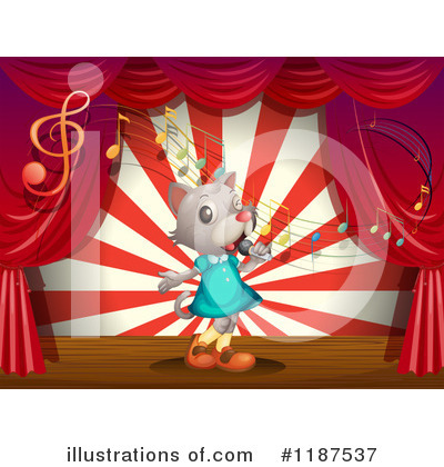 Concert Clipart #1187537 by Graphics RF