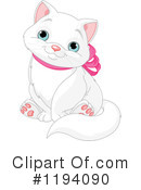 Cat Clipart #1194090 by Pushkin