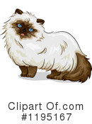 Cat Clipart #1195167 by BNP Design Studio