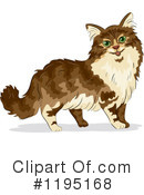 Cat Clipart #1195168 by BNP Design Studio