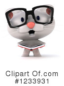 Cat Clipart #1233931 by Julos
