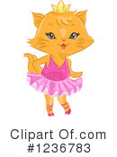 Cat Clipart #1236783 by BNP Design Studio