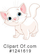 Cat Clipart #1241619 by Pushkin