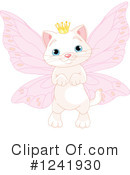 Royalty-Free (RF) Cat Clipart Illustration #1241930