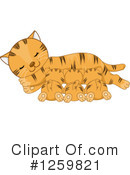 Cat Clipart #1259821 by BNP Design Studio