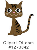 Cat Clipart #1273842 by peachidesigns