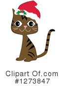Cat Clipart #1273847 by peachidesigns