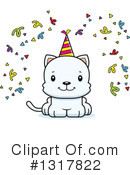 Cat Clipart #1317822 by Cory Thoman