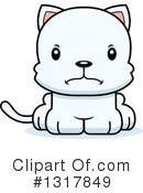 Cat Clipart #1317849 by Cory Thoman