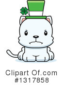 Cat Clipart #1317858 by Cory Thoman