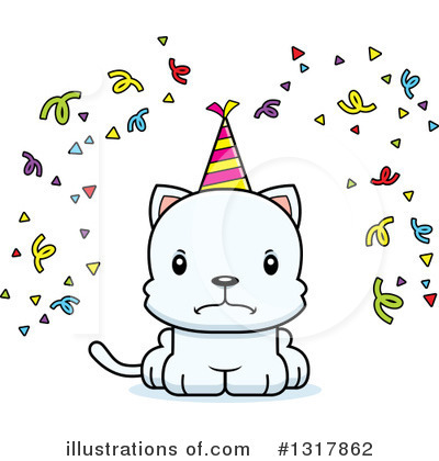 Party Hat Clipart #1317862 by Cory Thoman