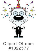 Cat Clipart #1322577 by Cory Thoman