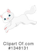 Cat Clipart #1348131 by Pushkin