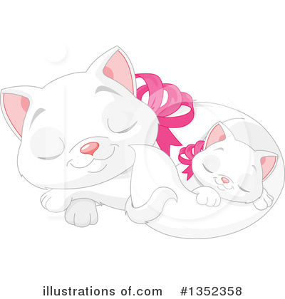 Cat Clipart #1352358 by Pushkin