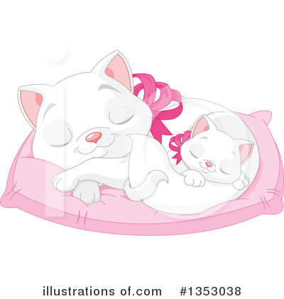 Cat Clipart #1353038 by Pushkin
