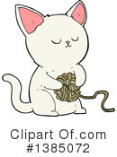 Cat Clipart #1385072 by lineartestpilot