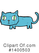 Cat Clipart #1400503 by lineartestpilot