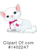 Cat Clipart #1402247 by Pushkin