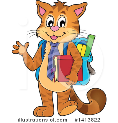 Student Clipart #1413822 by visekart