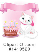 Cat Clipart #1419529 by Pushkin