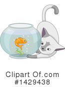 Cat Clipart #1429438 by BNP Design Studio
