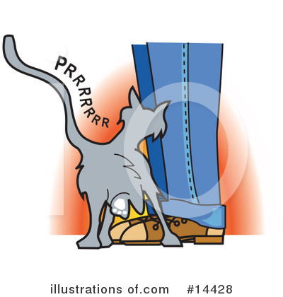 Cats Clipart #14428 by Andy Nortnik